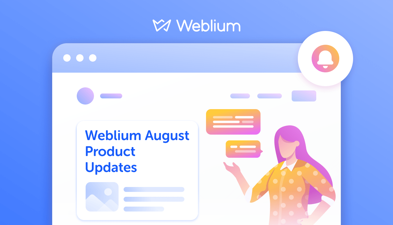 August Product Updates: Advanced Pop-up Triggers, Trial Period, CRM Improvements, and More!