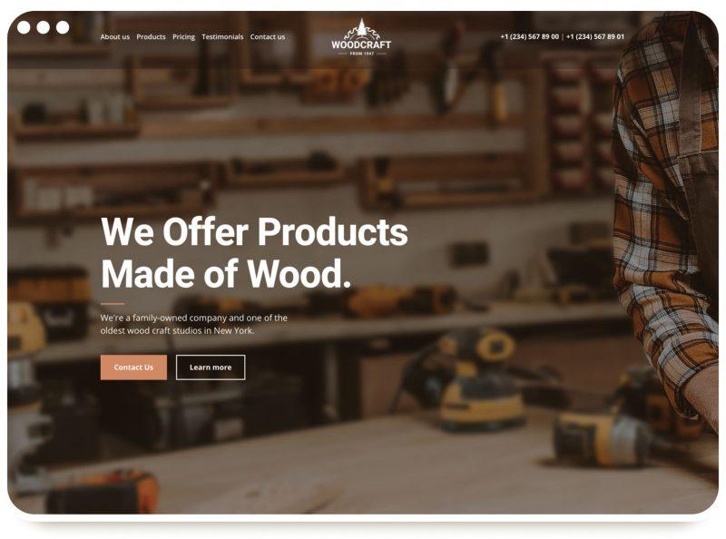 woodworker template