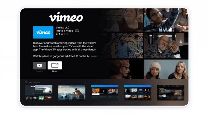 Vimeo — YouTube Competitor #1