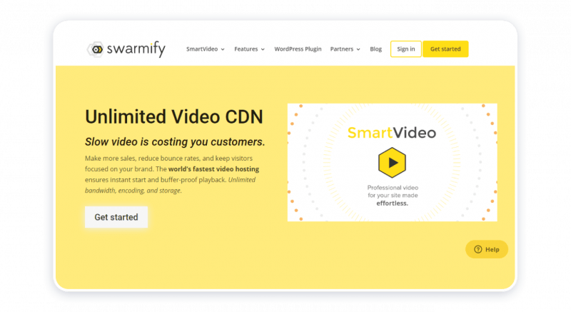 Swarmify — YouTube Competitor #7