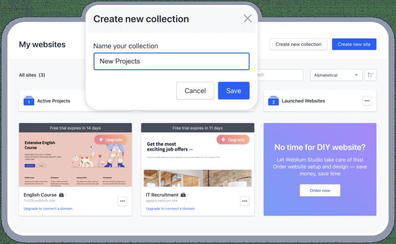 Website Folders