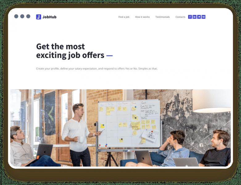 Template IT Recruitment