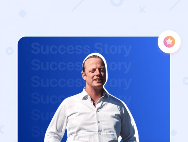 Frederik Vind — Independent Venture Developer & Startup Investor. Weblium Customers' Success Stories